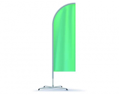 Outdoor Feather Flag