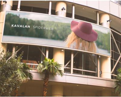 Kavalan PVC Free Mesh Banner