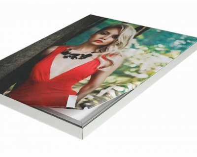 Wall Mount Silicone Edge Graphics Frames